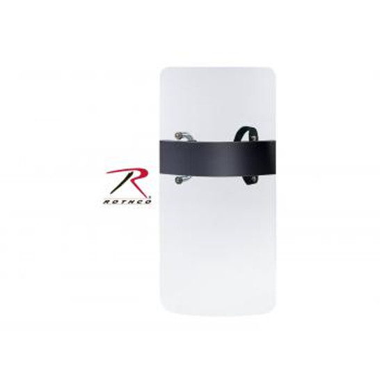 Riot Shield Polycarbonate (Blank)