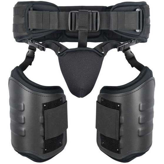Battle Belt Thigh and Groin Protection