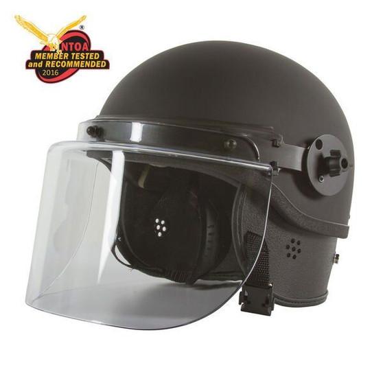 Polycarbonate Riot Helmet