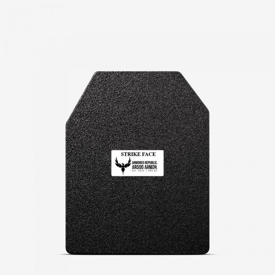 Level III Curved Armor Plate 10X12