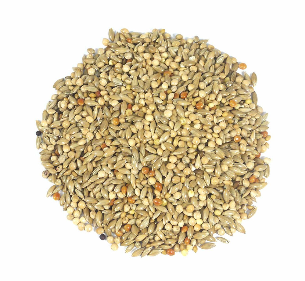 No 1 Special Budgie Seed mix - 2Litre Stay Fresh Tub