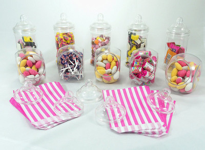 Sweet shop party pack