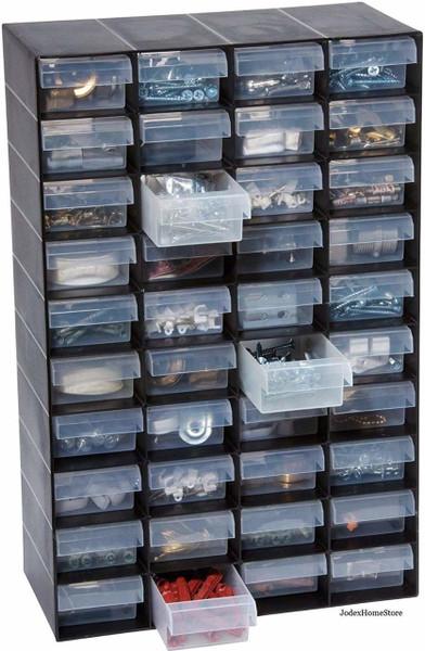 40 Drawer Parts Storage Cabinet