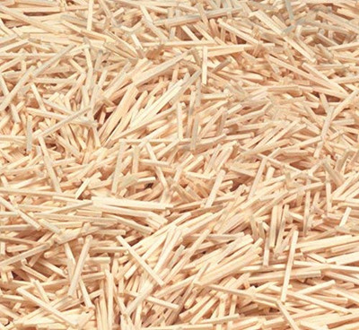 Wooden matchsticks for craft modelling (10,000 Natural Colour)