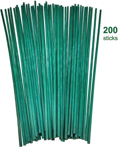 30cm Plant Support Bamboo Sticks (Pack of 200)