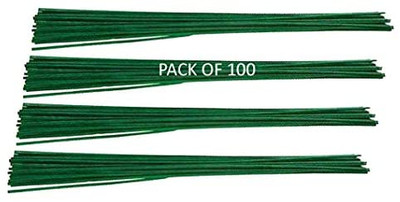 60cm Plant Support Bamboo Sticks (Pack of 100) - Weather Resistant, Long-Lasting and Eco-Friendly