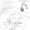 Perrin and Rowe Phoenician 1460 Filter Mixer Tap