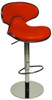 Deluxe Carcaso Bar Stool Red