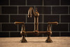 Perrin & Rowe Provence 4751 (Lever Handles) Kitchen Tap - English Bronze