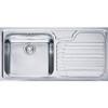 Franke Galassia GAX611 Stainless Steel Kitchen Sink