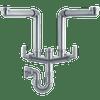 Franke Siphon 2 (Lira 2) Plumbing Kit