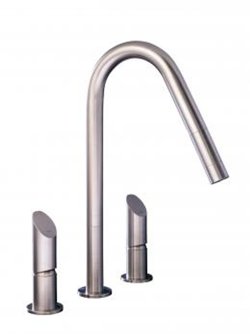 MGS T45 E Pull Out Kitchen Tap