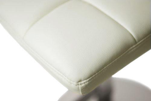 Allegro Bar Stool White