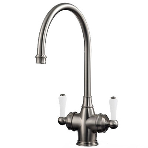 Perrin & Rowe Parthian 1437 Filter Tap - Aged Brass