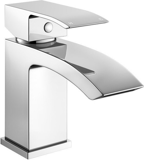Rima Mono Waterfall Basin Mixer Tap