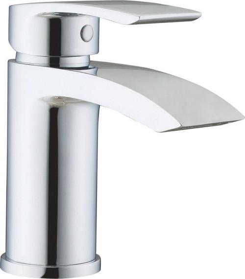 Cielo Waterfall Basin Mixer Tap