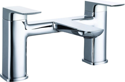 Finissimo Bath Filler - Chrome