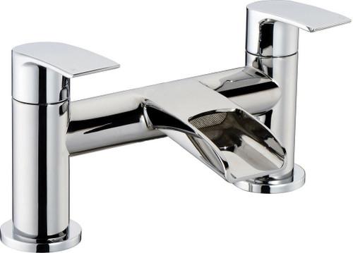 Flusso Waterfall Bath Filler Tap