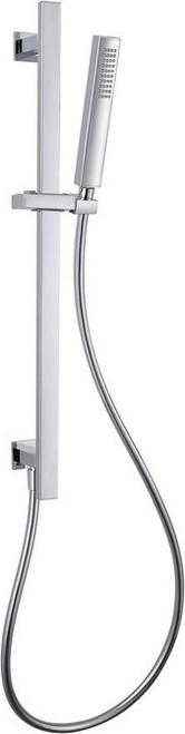 Premium Square Slider Rail Kit & Elbow - St/Steel