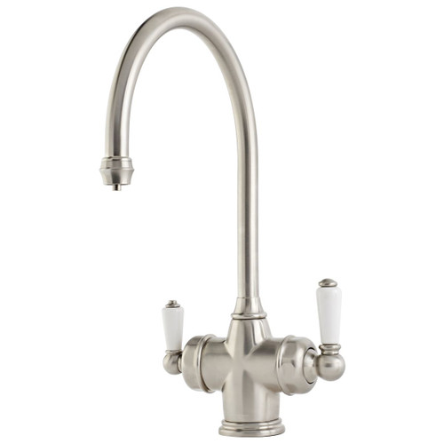 Perrin & Rowe Polaris 3 in 1 Instant Hot Tap Sink Mixer, Digital Tank and Filter