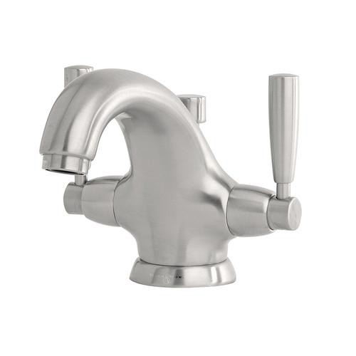 Perrin & Rowe 3835 Monobloc Basin Mixer Tap, Lever Handles