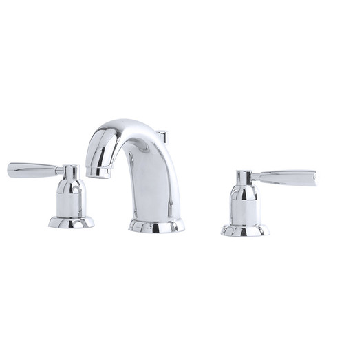 Perrin & Rowe 3830 Three Hole Basin Mixer Tap, Lever Handles