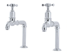 Perrin and Rowe Chrome Taps