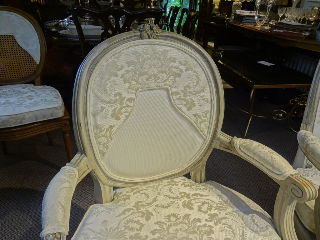 19th Century French Arm Chairs