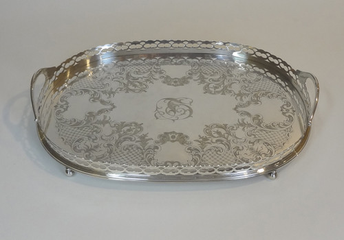 Gorham Silver Plate Tray