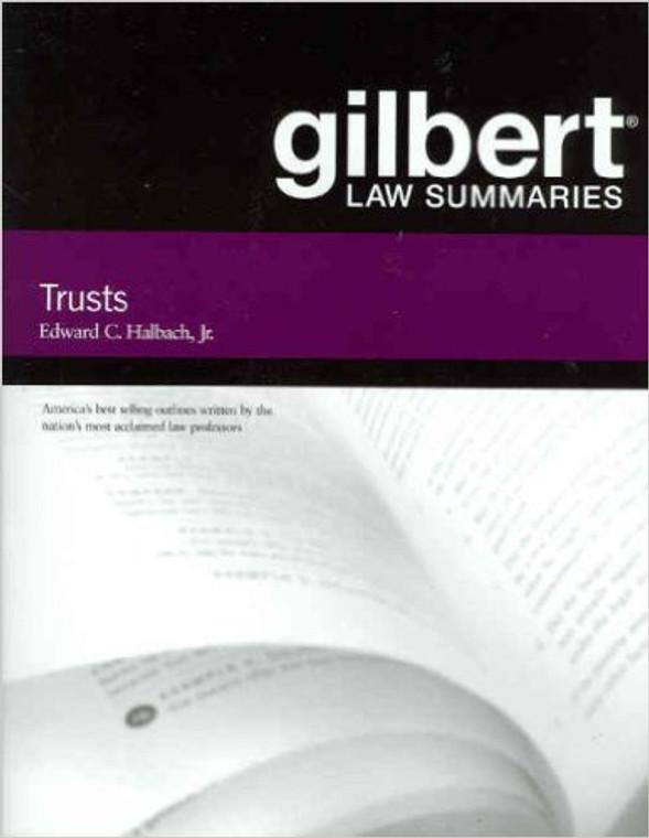 GILBERT LAW SUMMARIES ON TRUSTS (13TH, 2007) 9780314181121