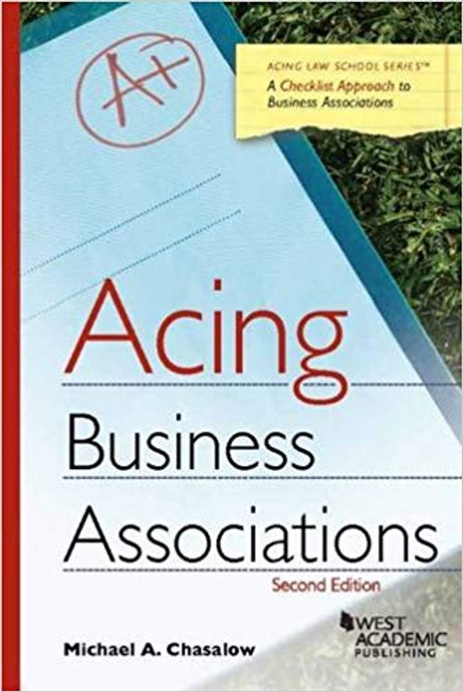 ACING BUSINESS ASSOCIATIONS (2ND, 2016) 9781634596008
