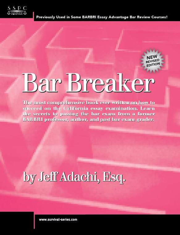 ADACHI'S BAR BREAKER 2018