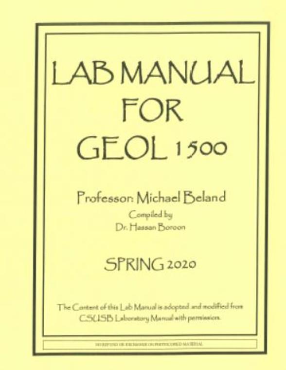BELAND'S GEOL 1500 (SPRING 2020)