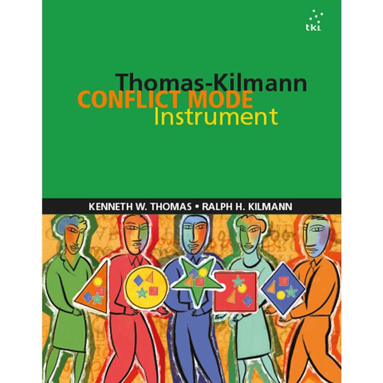 THOMAS-KILMANN CONFLICT MODE INSTRUMENT (2002) 4813