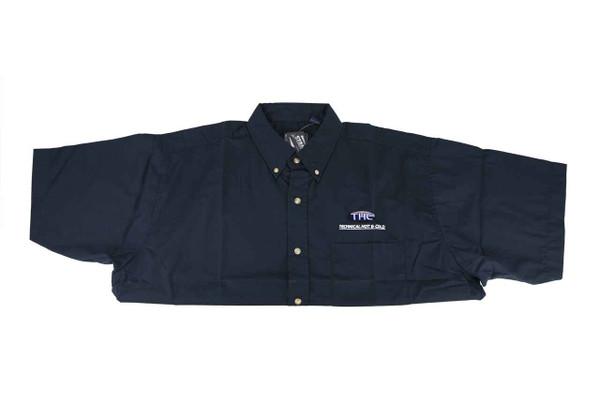 THC BUS-XLT Button Up Short Sleeve - XL Tall