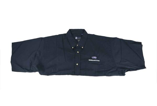 THC BUS-2XLT Button Up Short Sleeve - 2XL Tall