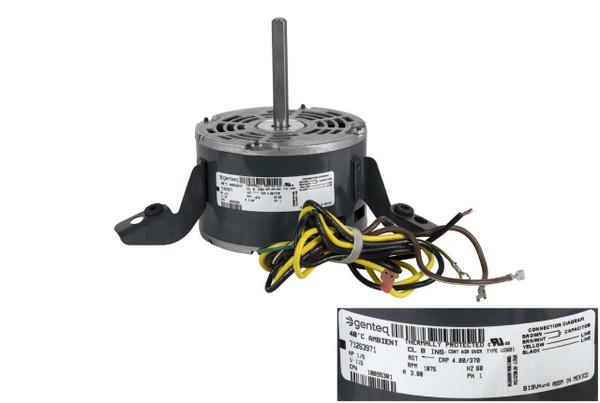 Carrier 10095301 Fan Motor