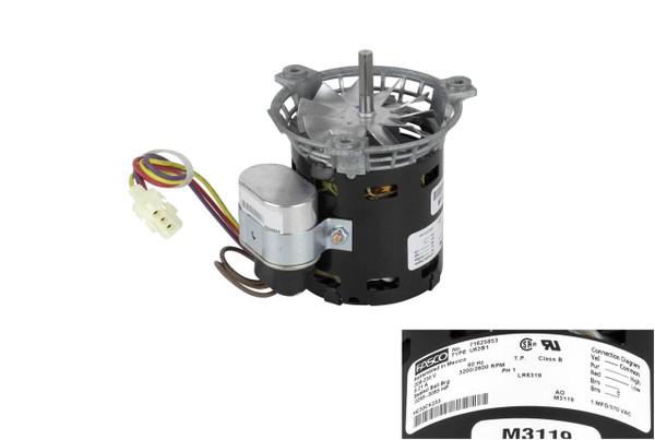 Carrier HC30CK233 Draft Inducer Motor w/ Capacitor