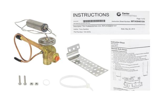 ICP 1190871 Thermal Expansion Valve Kit