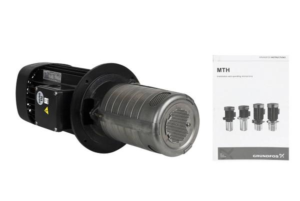Lahntechnik Duotemp 111895 Immersible Centrifugal Pump
