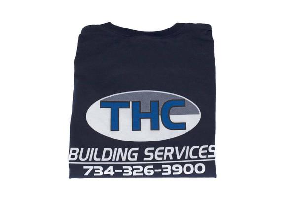THC SST-2XLT Short Sleeve T-Shirt/2XL Tall