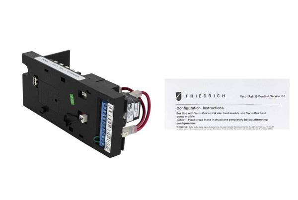 Friedrich 62601009 Vert-I-Pak E-Control Service Kit