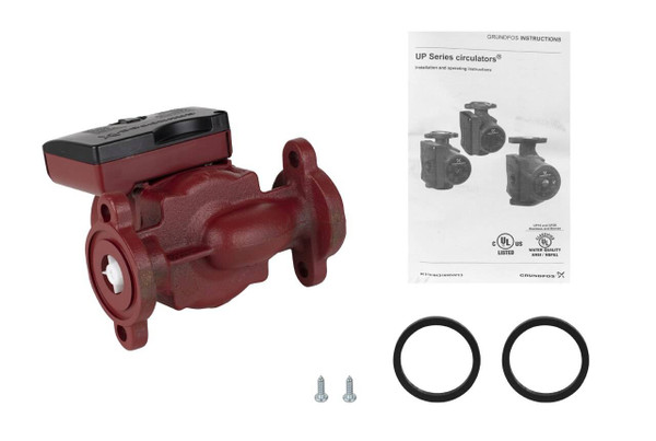Grundfos UPS15-58FC Circulation Pump