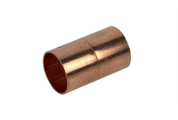 NDl 600-3/4 3/4 Copper Coupling w/Stop