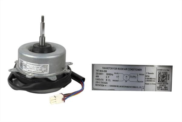 Carrier 11002012031559 Fan Motor