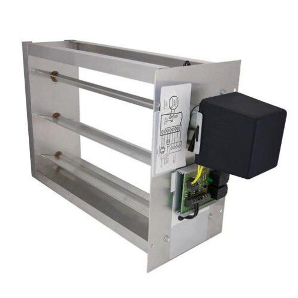 iO HVAC Controls EB-07 7 Heavy Duty Motorized Bypass Damper