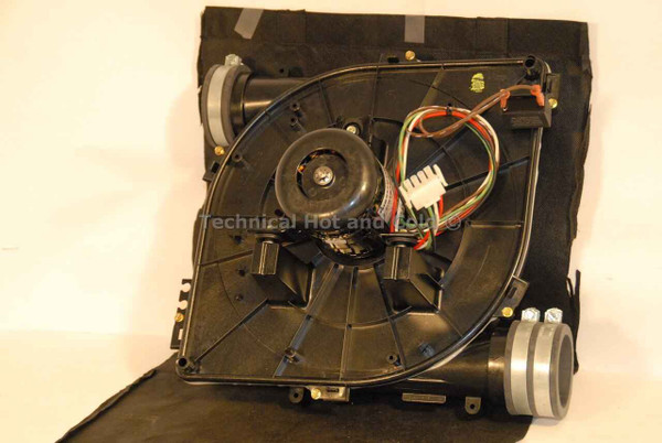 Carrier 326058-752 Draft Inducer Motor Assembly