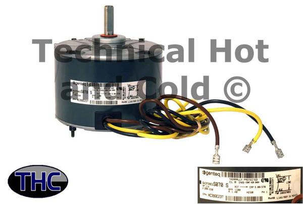 Carrier HC39GE237 Fan Motor