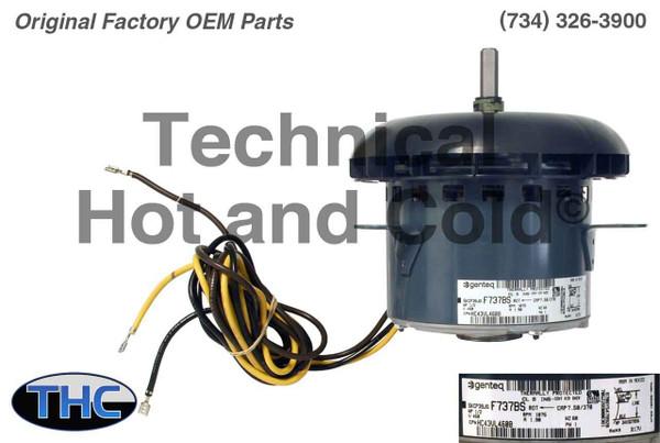 Carrier HC43VL460 Fan Motor