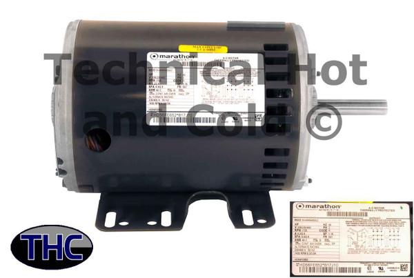 Carrier HD56FE652 Blower Motor
